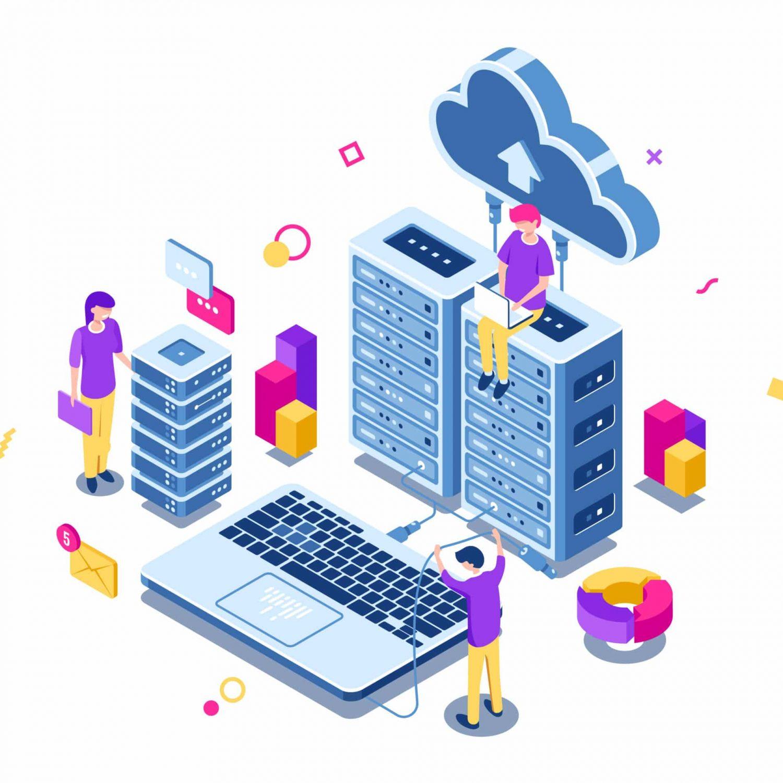 Centros de datos inteligentes